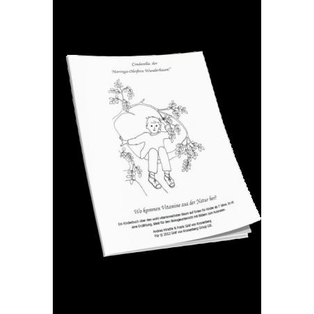 Cinderella das Moringa Kinderbuch 25S.
