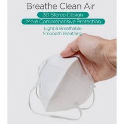 FFP2-Mundschutz Maske mit verstellbarem Nasenclip/wieder verwendbar CE/ KN95
