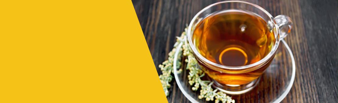 Tee, Kräuter & Pulver